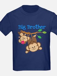 Monkeys Big Bro w. Little Sis T