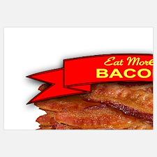EAT MORE BACON