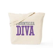 Fibromyalgia DIVA Tote Bag