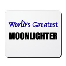 Worlds Greatest MOONLIGHTER Mousepad