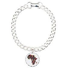 Ethnic African Tapestry Bracelet