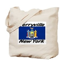 Terryville New York Tote Bag