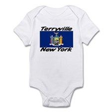 Terryville New York Infant Bodysuit