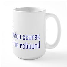 Travis Clayton scores Mug