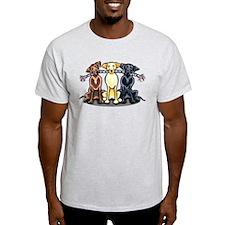 Cool Funny labrador retriever T-Shirt