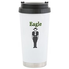 Funny Eagle scouts Travel Mug