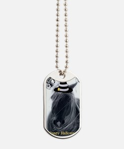 Halloween Horse Dog Tags
