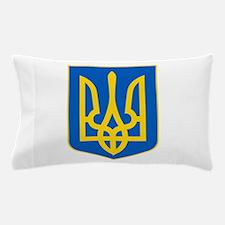 Ukraine Coat of Arms Pillow Case