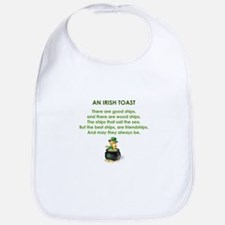 AN IRISH TOAST Bib