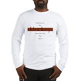 Funny hockey Long Sleeve T-shirts