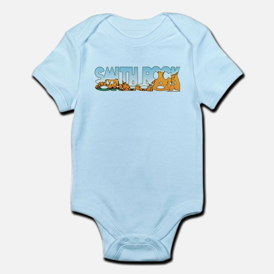 Smith Rock Infant Bodysuit