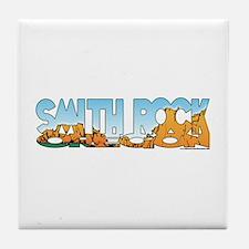 Smith Rock Tile Coaster