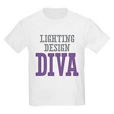 Lighting Design DIVA T-Shirt