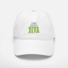 Lyme Disease DIVA Baseball Baseball Cap