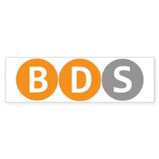 BDS Bumper Bumper Sticker