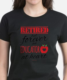 Cute Retired teacher Tee