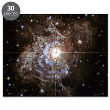 Bright Star in Universe Puzzle