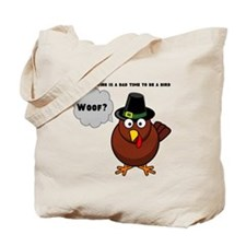 Bad to Be a Bird Tote Bag