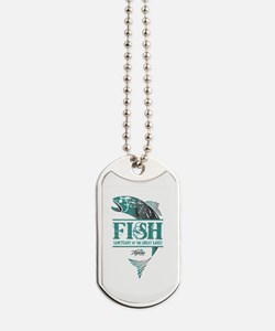 Cool Up north michigan Dog Tags