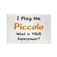 play piccolo Rectangle Magnet
