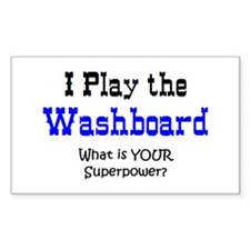 play washboard Decal