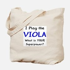 play viola Tote Bag