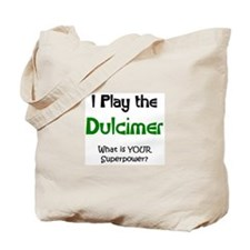 play dulcimer Tote Bag
