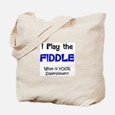 play fiddle Tote Bag