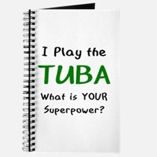 play tuba Journal