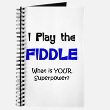 play fiddle Journal