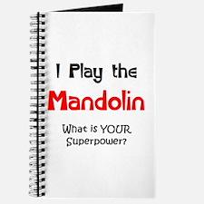 play mandolin Journal