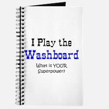 play washboard Journal