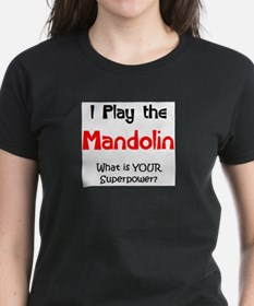 play mandolin Tee
