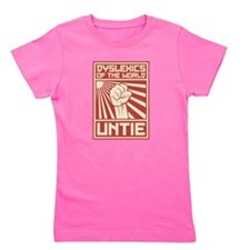 Unique Learning Girl's Tee