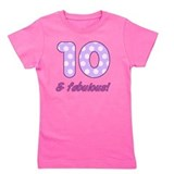 Girls 10th birthday Girls Tees