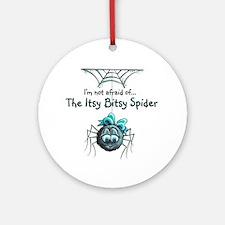 Cute Cute spider Round Ornament