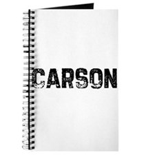 Carson Journal
