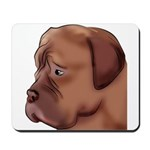 Dogue Art Mousepad