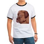 Dogue Art Ringer T
