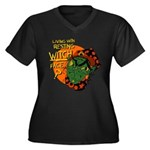 Resting Witch Face Plus Size T-Shirt