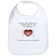 Food Allergy Bib