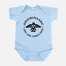 Cute Ojibwe Infant Bodysuit