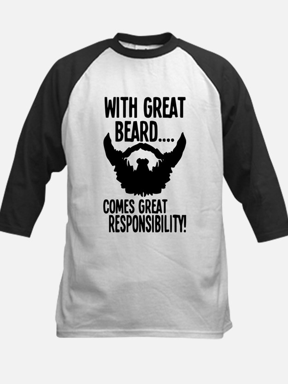 Beared Baseball Jersey