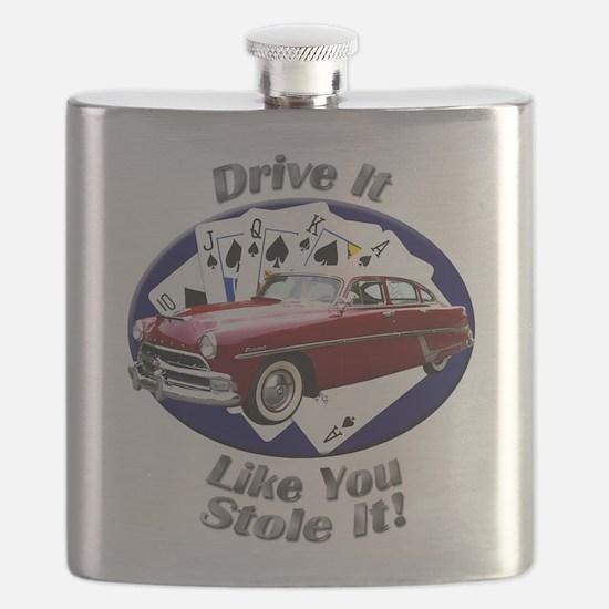 Hudson Hornet Flask