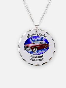 Hudson Hornet Necklace