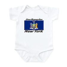 Southampton New York Infant Bodysuit