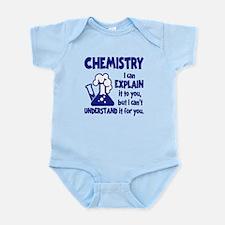 CHEMISTRY Infant Bodysuit