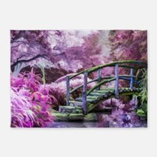 Bridge to Fairyland 5'x7'Area Rug