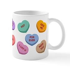 Candy Hearts : Mug