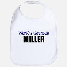 Worlds Greatest MILLER Bib